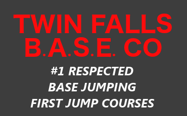 Twin Falls BASE Co - Learn to BASE at the Snake River.